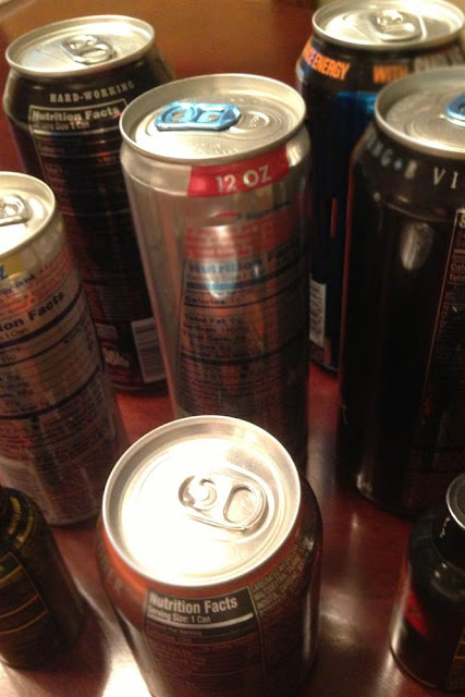 Energy Drinks Worse for Your Heart Than Caffeine Alone