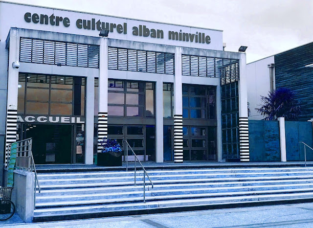 centre culturel Alban Minville, Toulouse Bellefontaine