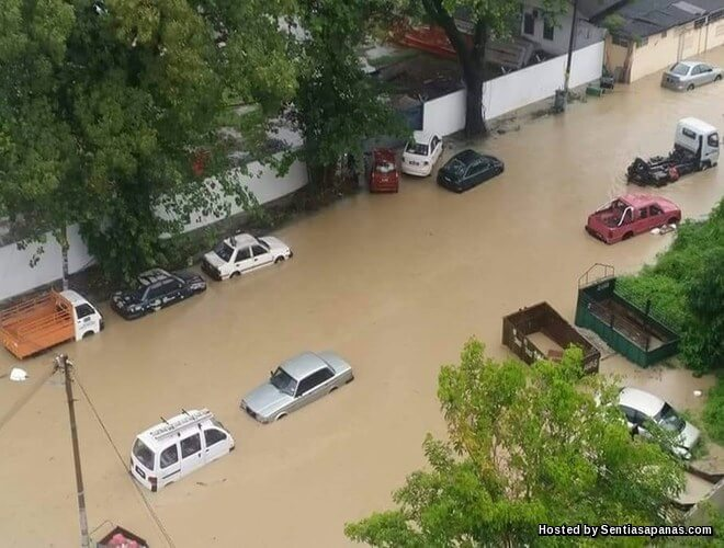 5 Langkah Mengurangkan Kos 'Repair' Kereta Ditenggelami Banjir