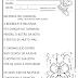BELZINHA NO CARNAVAL - ATIVIDADES INTERDISCLIPLINARES - 1º ANO