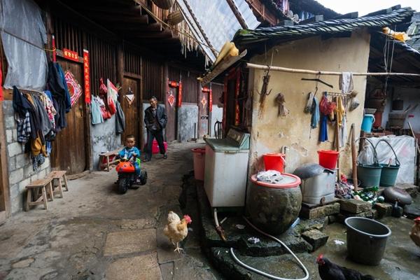 ฝูเจี้ยนถู่โหลว (Fujian Tulou) @ National Geographic