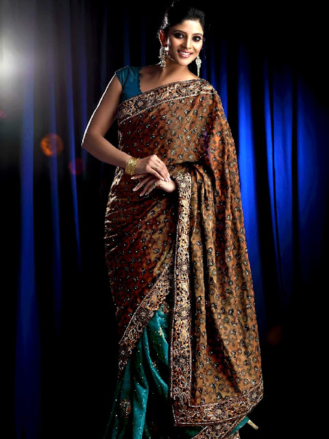Kalyan Silks Saree S Party Wear Saree Collection 2013