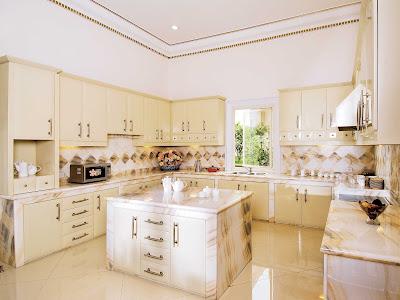 Gaya Kitchen Set Minimalis Modern
