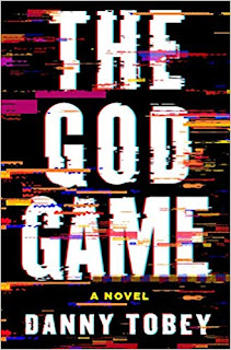 Book Review and GIVEAWAY: The God Game, by Danny Tobey {ends 1/28}