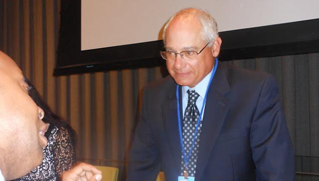 Sahagian, el Nobel del cambio climático