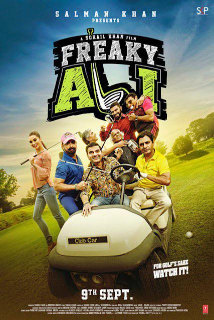 Freaky Ali 2016 DVDSCR 480p x264 700MB