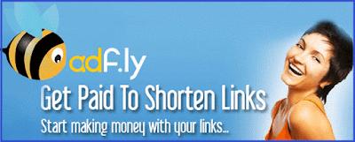 Buat duit Online dengan AdF.ly