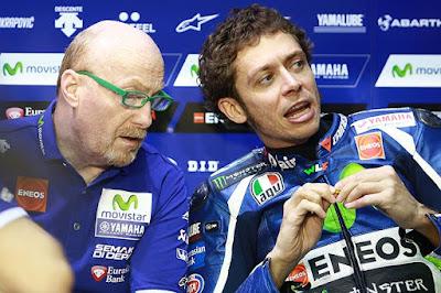 Rossi Ragu Bisa Ulang Kemenangan di Qatar Seperti Musim Lalu