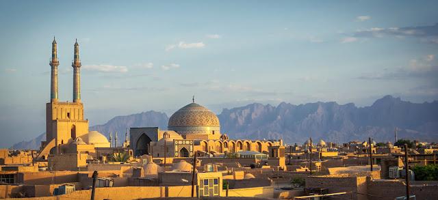 KINH NGHIỆM ĐI IRAN DỊP LỄ MUHARRAM