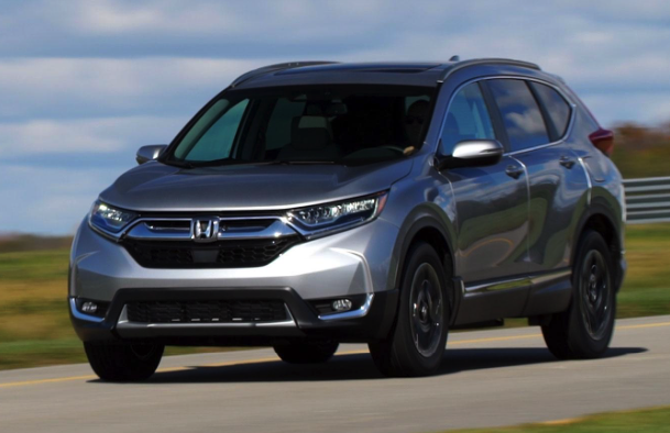 2017 Honda CR-V AWD Review and Release