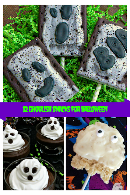 Ghoulish Snacks for Halloween