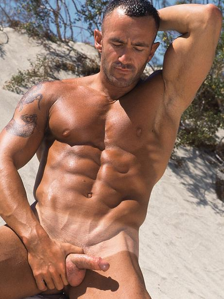 Nude porn star hunk huge sexy