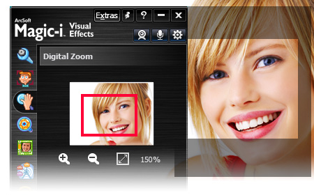 ArcSoft Magic Visual Effects 2 HD Full Programa para Webcam