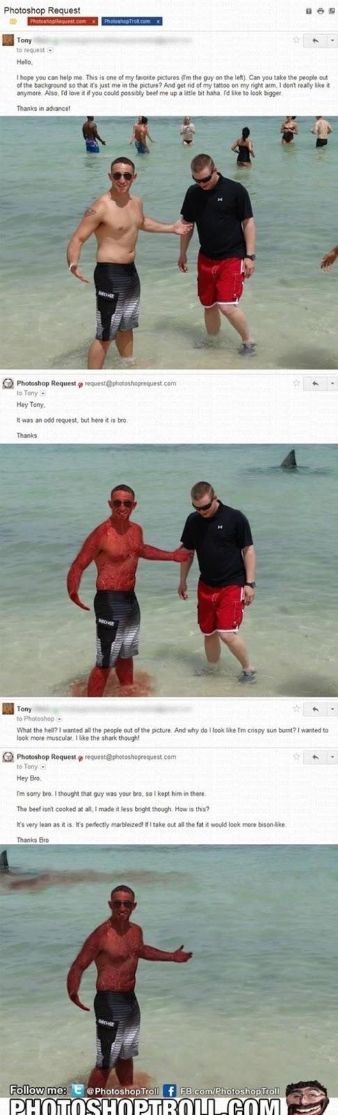 Photoshop Trolls Photos