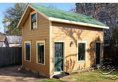 Desain Rumah Kayu Minialis