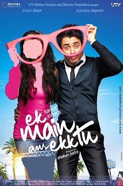 Ek Main Aur Ekk Tu Hindi Movie 2012 Online Imran Khan Kareena Kapoor First Look Poster