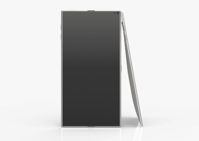 Microsoft Palm Phone Concept