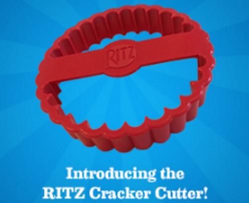 Ritz Free Cracker Cutter