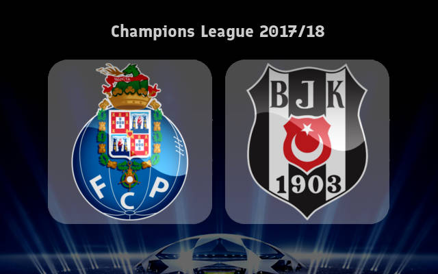FC Porto vs Besiktas Full Match & Highlights 13 September 2017