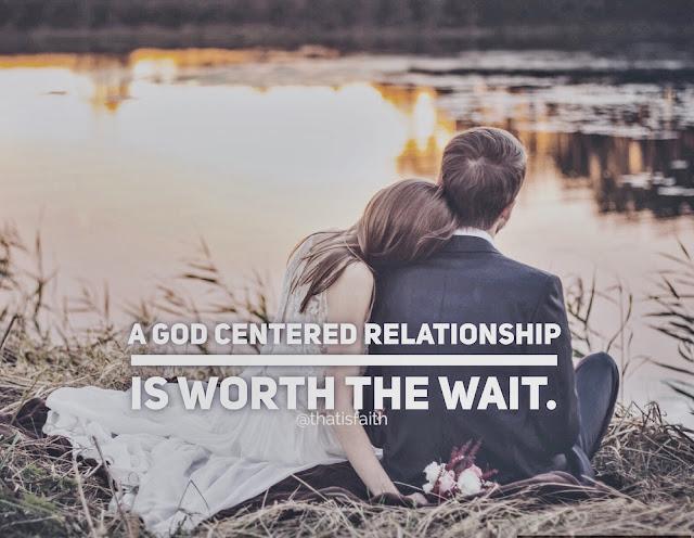 God centered dating