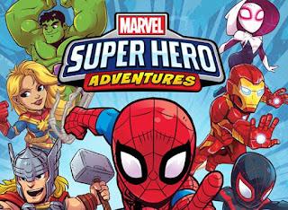 Marvel Super Hero Adventures Hindi Dubbed Episodes Download [720p HD] 1