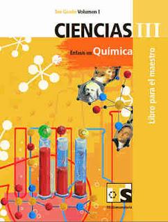 Ciencias III Énfasis en QuímicaLibro para el MaestroVolumen I–Tercer gradoLibro de texto de Telesecundaria2017-2018