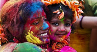 Holi Celebration Skin/Hair Care