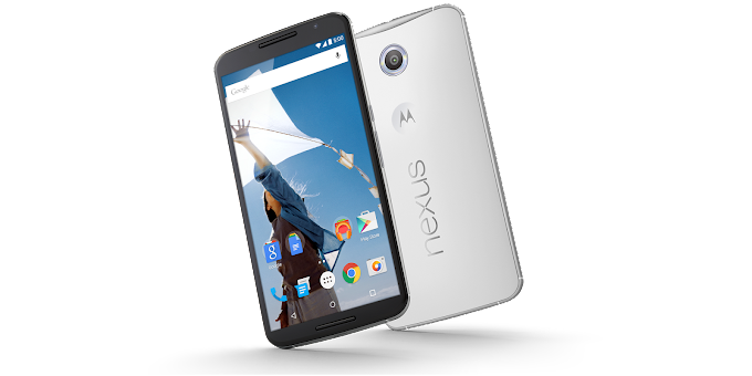 Google Nexus 6 can be purchased at Sprint on November 14