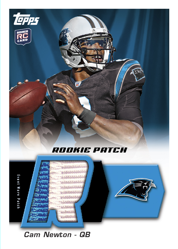 All About Sports Cards: Cam Newton, Mark Ingram and a First