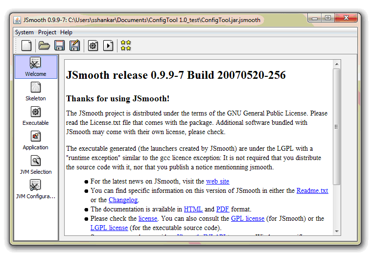 jsmooth 0.9.9-7