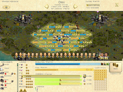 Civilization 3 Game Screenshots 2001