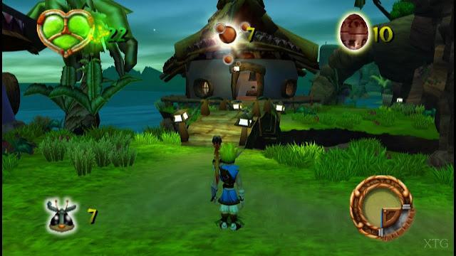 Daxter screenshot 2