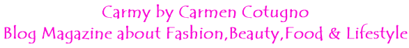 beauty blogger italiana carmy carmen cotugno