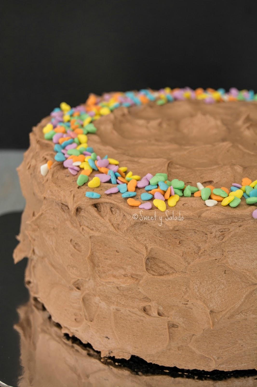 Sweet y Salado: Torta o Pastel de Chocolate