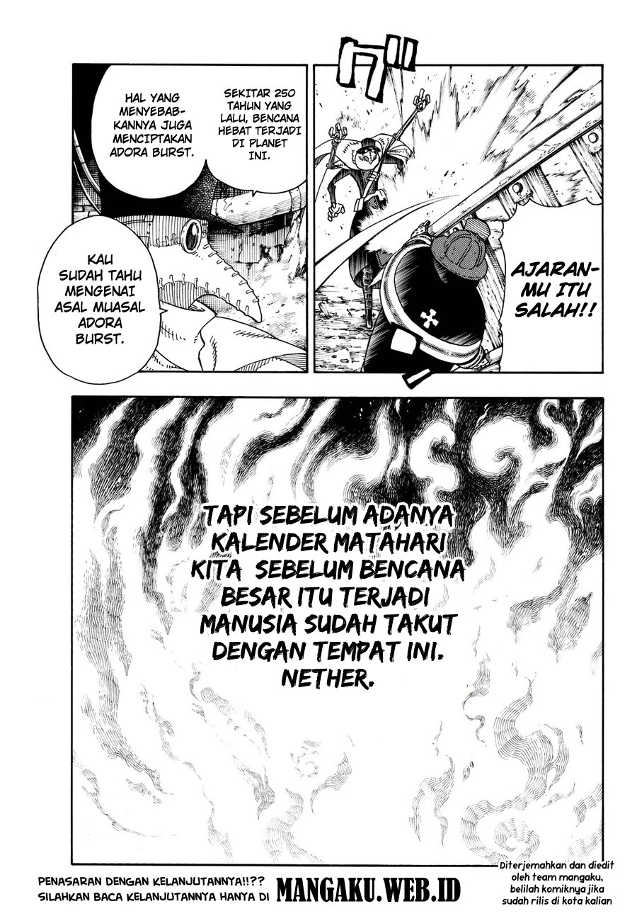 Fire Brigade of Flames Chapter 77-6