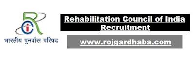 rci-rehabilitation-council-india-jobs