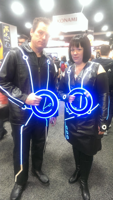 Tron Costumes Tron Cosplay