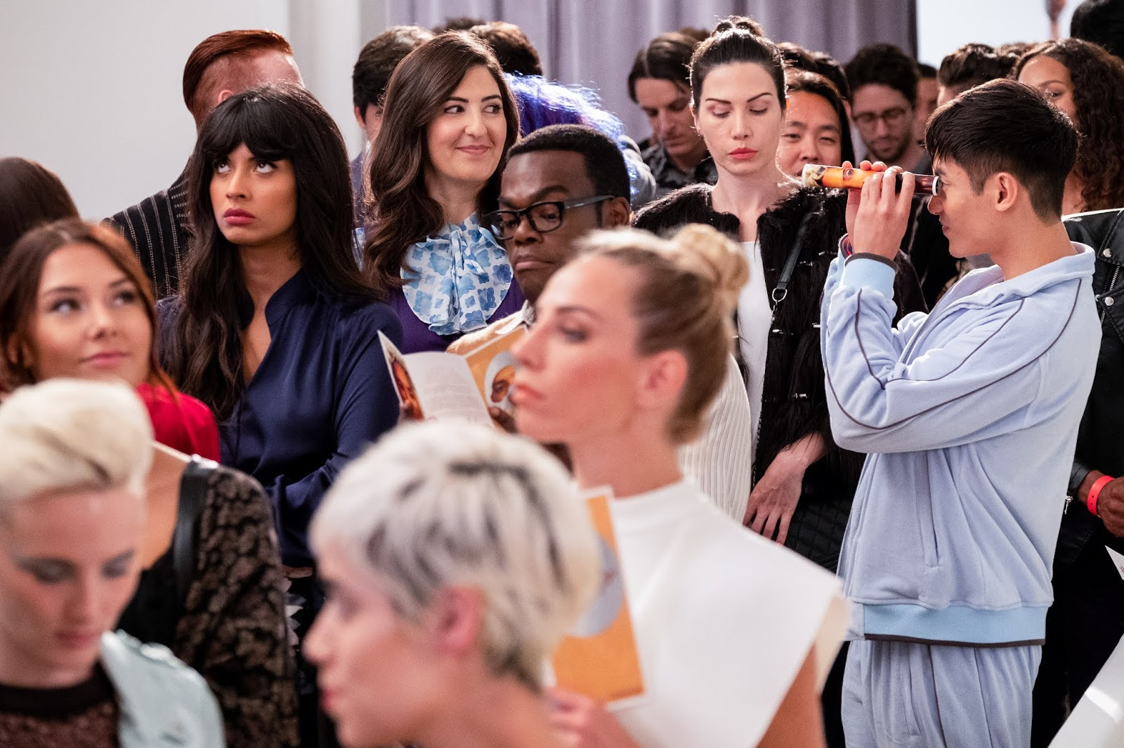 Something to Muse About: The Good Place S03E07