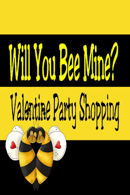 Throw a different type of Valentine party this year with this fun Will you Bee Mine Valentine party idea.  Check out these great party decorations, party treats, and party ideas to have a great bee party anytime.