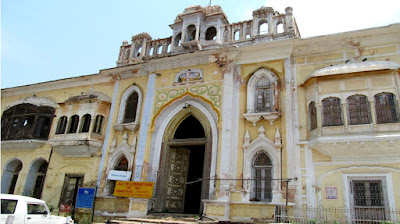 Mubarak Mandi Palace in Jammu Kashmir