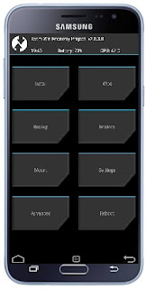 TWRP Recovery Samsung J3 2016
