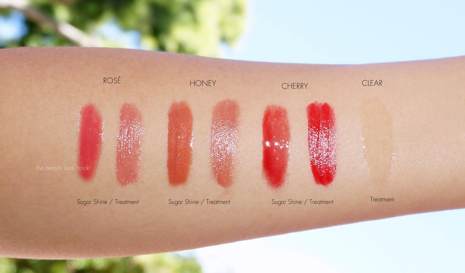 Fresh Sugar Lip Treatments (kind of a letdown) | Floraful |Sugar Lip Treatment Cherry