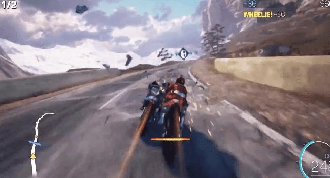 تحميل لعبة Moto Racer 4 مجانا برابط واحد مباشر