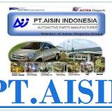 Lowongan Kerja PT AISIN INDONESIA EJIP Plot 5J Cikarang Bekasi 17550