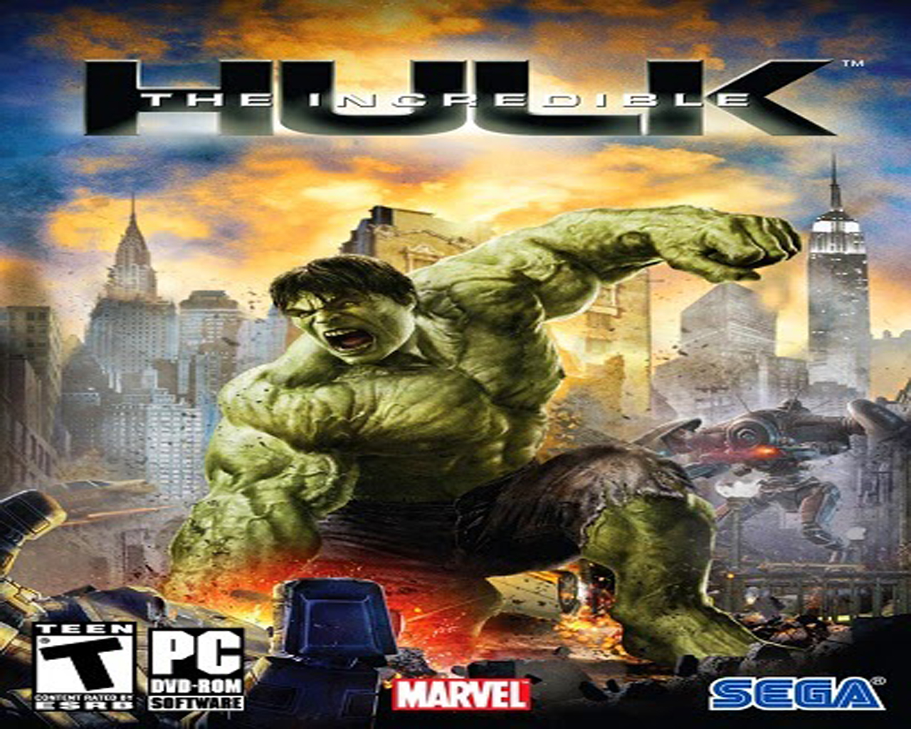 the incredible hulk pc game compressed