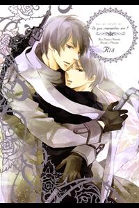 APH Doujinshi - Do You Remember Me ?