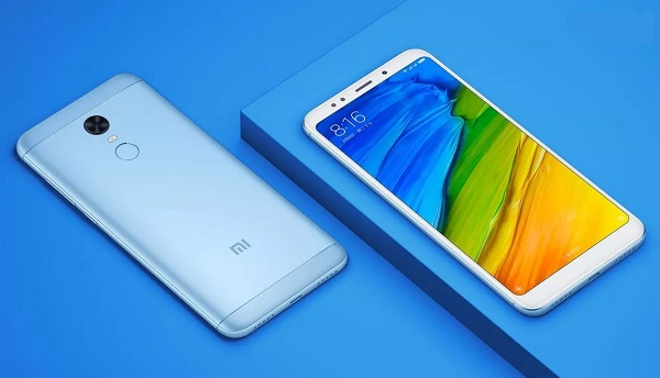 Xiaomi announces Redmi 5 and Redmi 5 Plus smartphones