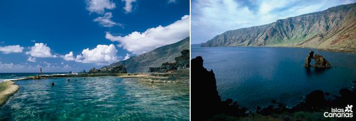 Islas Canarias, Piscinas de la maceta, Roque de Bonanza