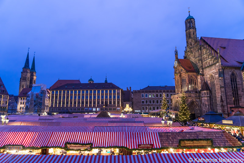 Nuremberg Christmas Market European Christmas Markets Danube River