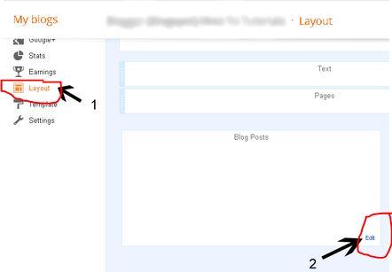 edit blog posts